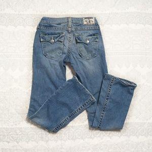 True Religion Classic Boot Cut Jeans - Size 25